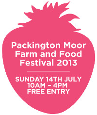 Packington Moor Farm and Food Festival 2013